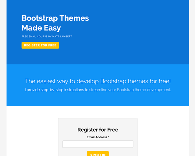 bootstrap-themes-made-easy